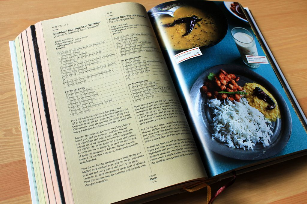 LIBRO RECETAS INDIA COOKBOOK OPINION