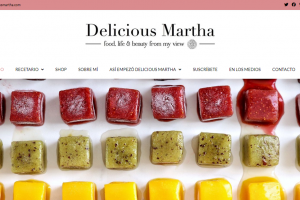 Blog Instagram Delicious Martha